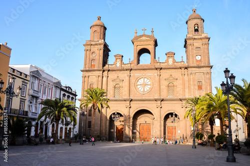 Small Church in Las Palmas Spain