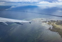 Oresund Bridge Seen From The P...