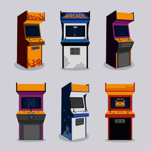 Arcade Machine Design