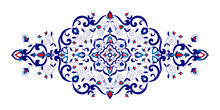 Floral Pattern Vector Element....
