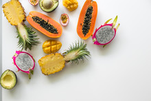 Fresh, Exotic, Organic Fruits ...