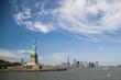 New York, Statue of Liberty, Manhattan