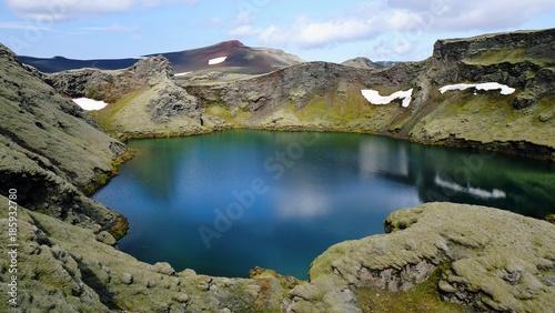 Iceland, Laki,  #185932780
