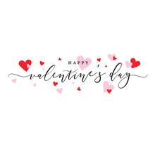 Happy Valentine's Day Vector C...