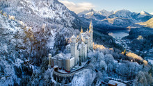 "Neuschwanstein Castle (""Fairy Tale Castle"")"