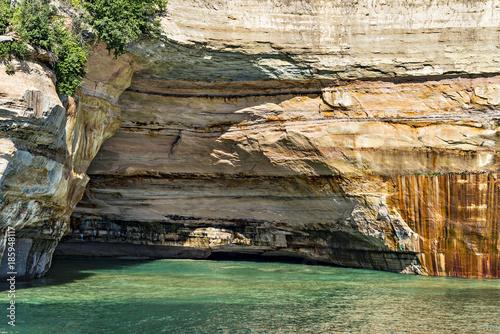 Valokuva  Shoreline Cliff