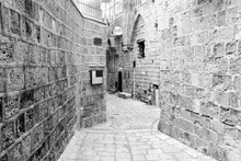 Old Jaffa Lane - The Holy Land