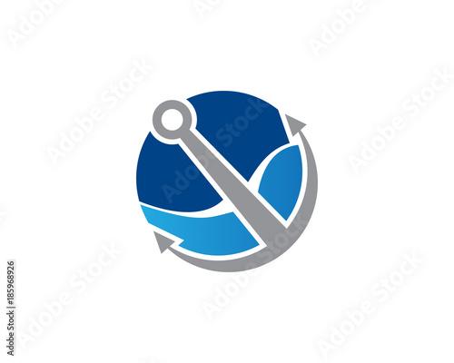 anchor logo Fototapete