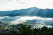 Beautiful Mountain View of Phu Langka National Park