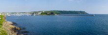 Ocean View From Plymouth Hoe, ...