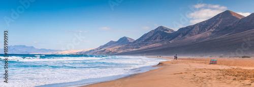 Fotografia  Cofete, Fuerteventura, Spanien