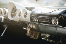 Chevy Impala Radio And Dashboard