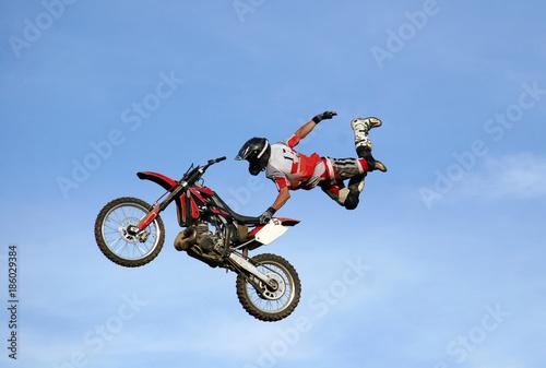 Cadres-photo bureau Motorise Motocross Freestyle