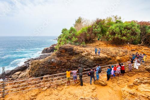 Photo  Hummanaya blowhole, Sri Lanka