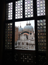View From Doge Palace In Venic...