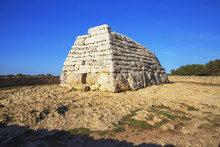 Naveta Or Megalithic Tomb At T...