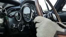 Gloves On, Driving An Aston Martin DB6 Mark II