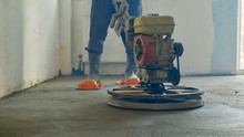 Mechanized Grout Screed Concre...
