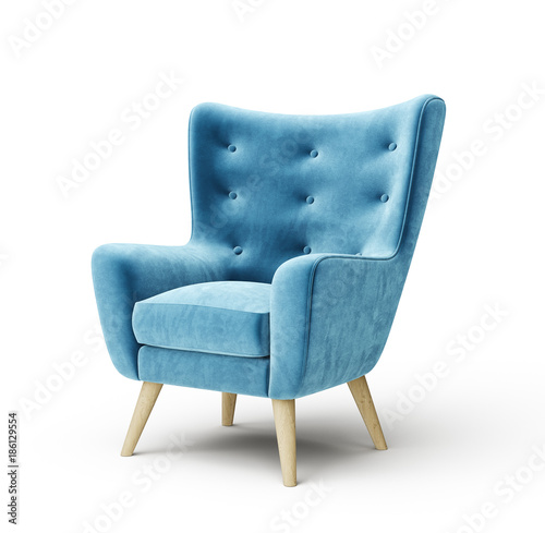 armchair Wallpaper Mural