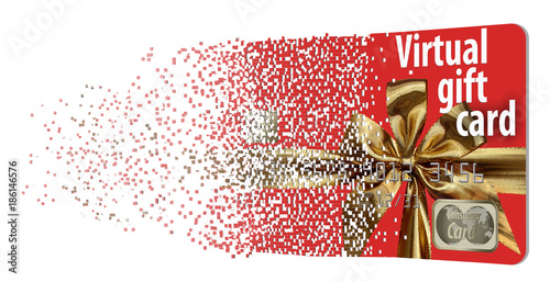 Fotografija  Virtual gift cards, also called e-gift cards, are gaining popularity