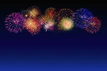 Fireworks Celebration And The ...