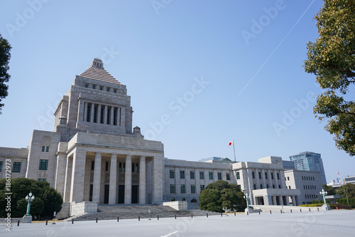 Fotografia  日本の国会議事堂