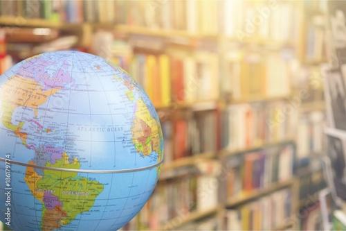 Fotografie, Obraz Globe.