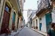 Havana streets and people