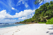 paradise beach on the seychelles, anse cocos, la digue 4