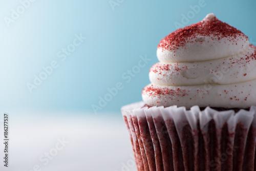 Photo  Red Velvet Cupcake