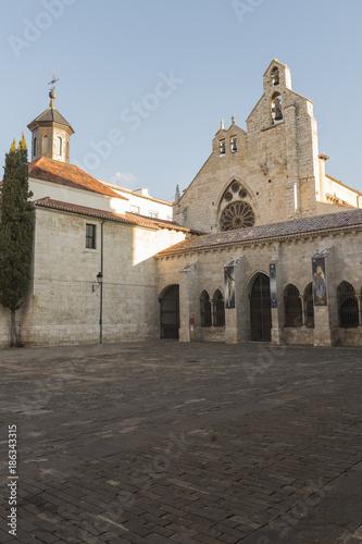Details of Palencia Spain