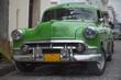 Classic Car in Cienfuegos, Cuba