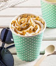 Summer Treat Ice Cream Shake