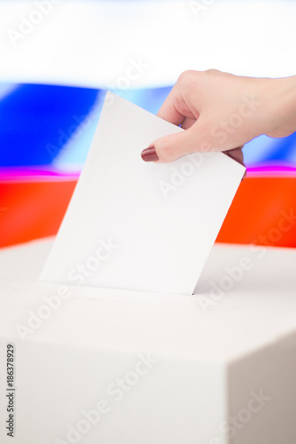 Photo  Elections in Russia