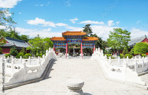 Valokuva  Confucian Temple