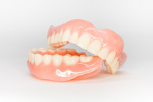 Upper And Lower Complete Denture