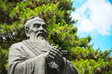 Statue Of Confucius, Located I...
