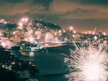 2018 New Year's Celebrations, ...