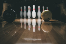 Bowling Alley. Rivalry.