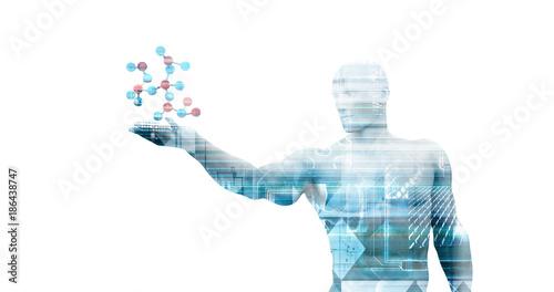Stampa su Tela Medical Science