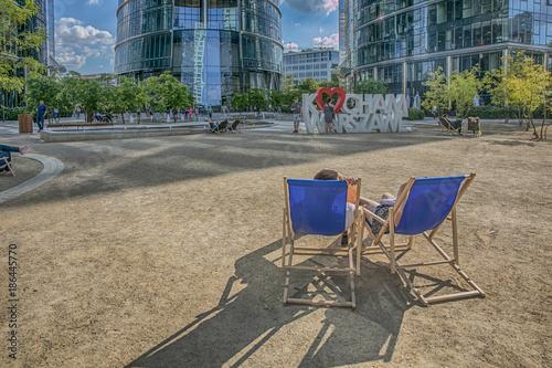 Fotografia, Obraz  Skyscrapers
