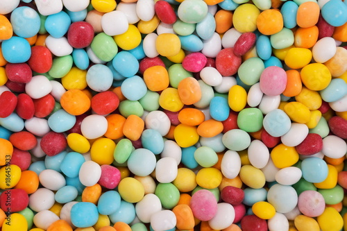 Foto op Aluminium Snoepjes caramelle