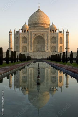 Fotografie, Obraz  The Taj Mahal - Agra - India