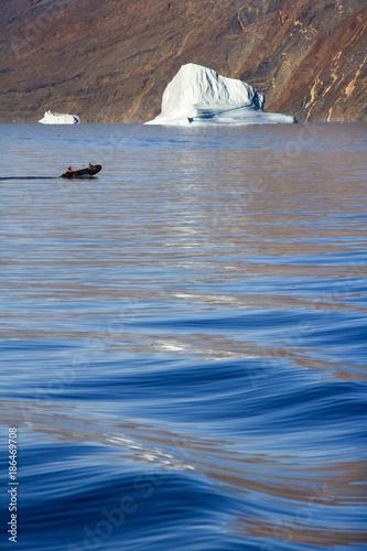 Foto op Aluminium Arctica Franz Joseph Fjord - Greenland