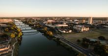 Downtown Waco Texas River Wate...