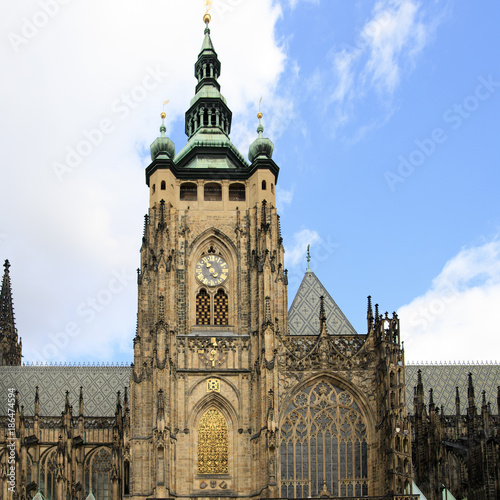 Staande foto Praag Church in prague