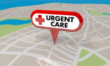Urgent Care Map Pin Location S...