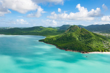 Caribbean Island Of Antigua