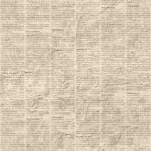 Newspaper Texture Seamless Background