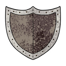 Cartoon Shield